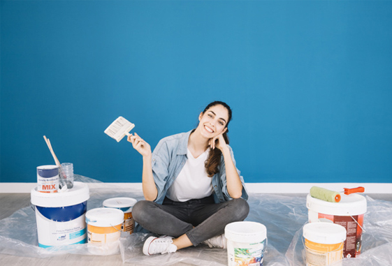Preparing for Exterior House Painting in Pleasanton