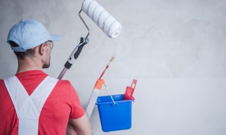 Comparing Painting Tools before House Painting in Pleasanton