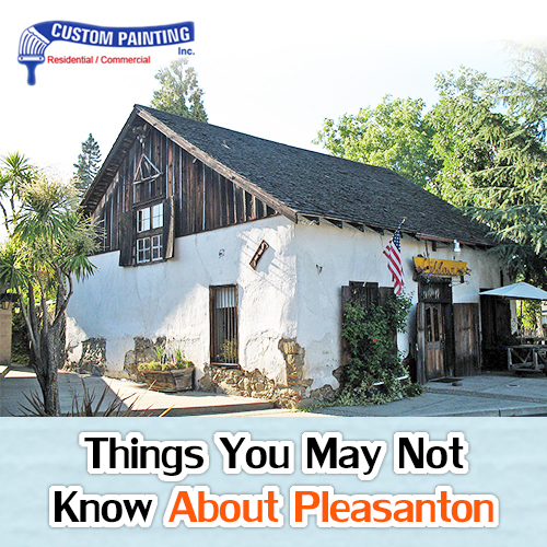 Things You May Not Know about Pleasanton